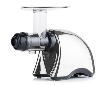 Sana EUJ-707 horizontal juicer chrome