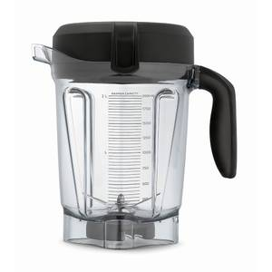 low-profile container vitamix