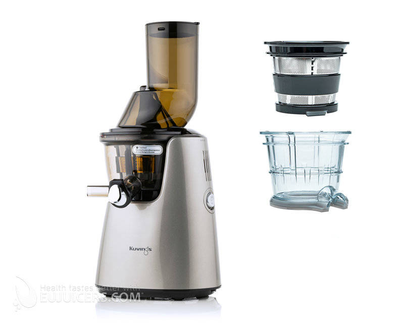 Kuvings Juicer C9500 Exclusive silver