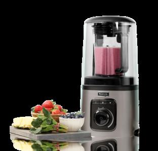 Kuvings vacuum blender sv-500 strawberries